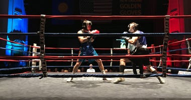 The Golden Gloves at Lowell Memorial Auditorium