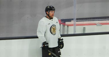 Matt Grzelcyk (Photo credit: Boston Bruins)