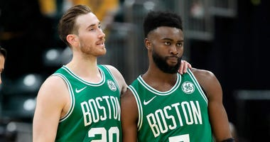 Gordon Hayward, Jaylen Brown