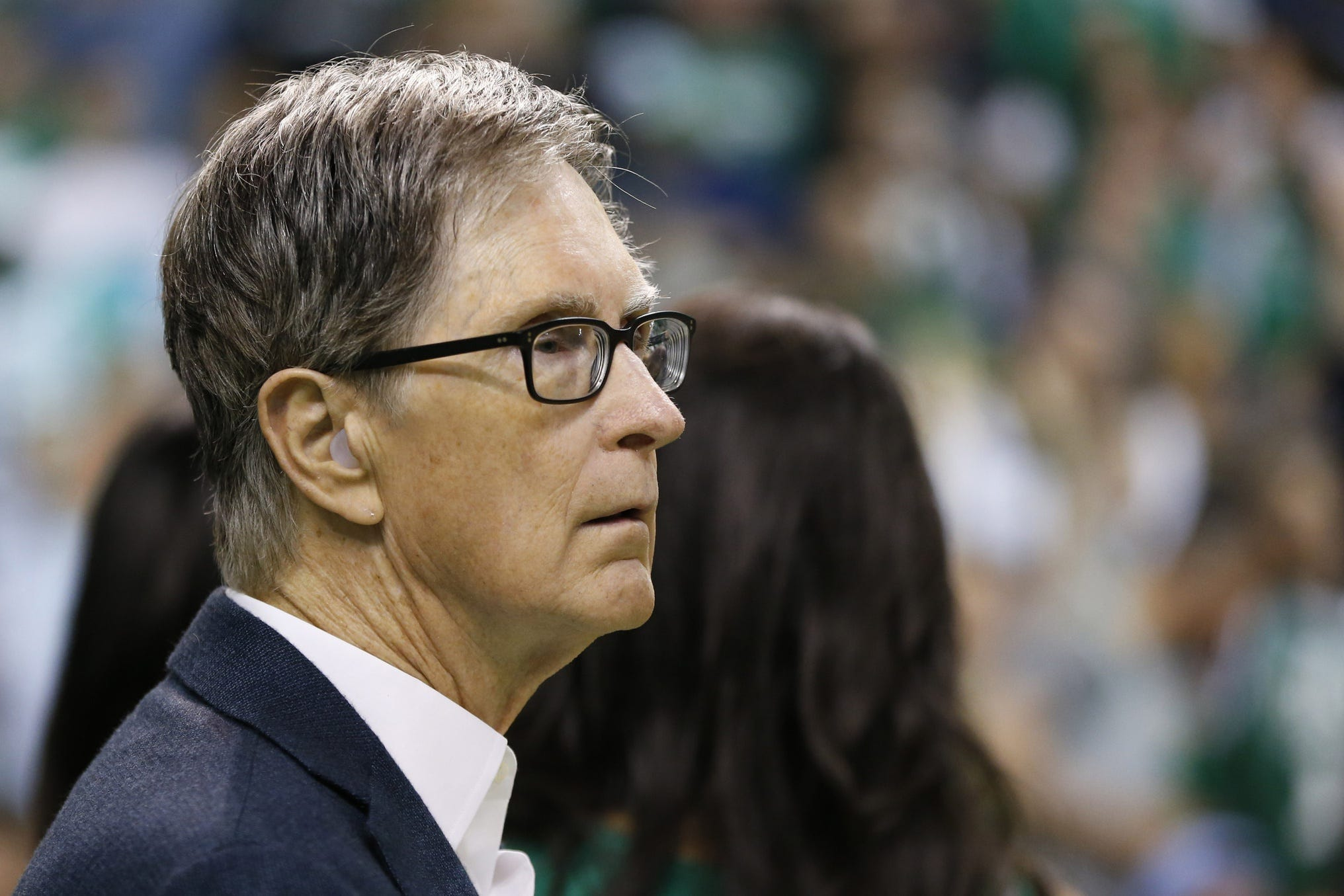 John Henry should understand the media isn't what is driving this Red