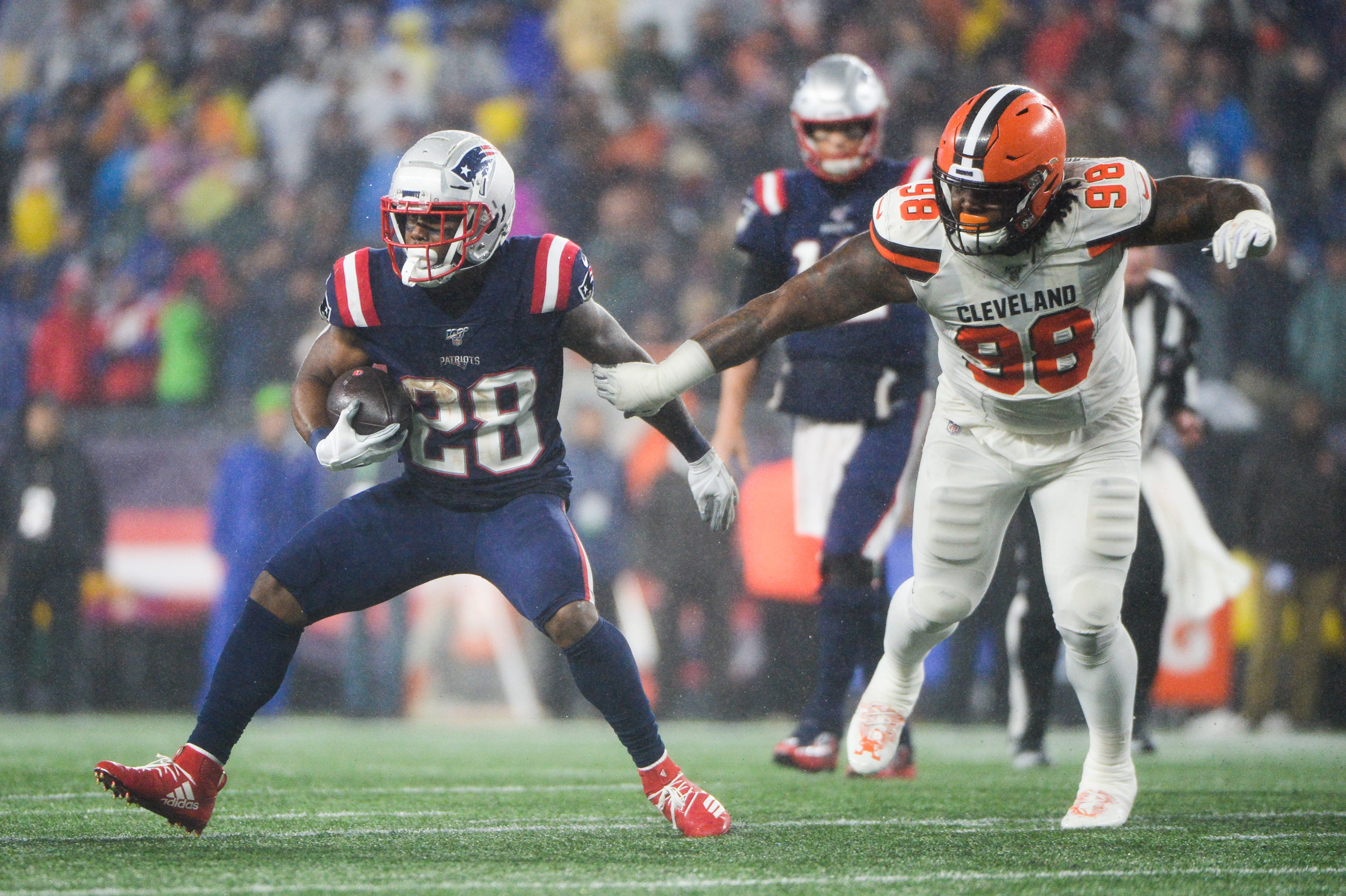 Fantasy Football: Start these Patriots in Week 11
