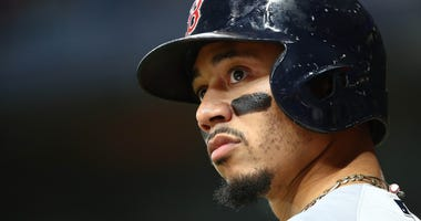 Mookie Betts has been traded to the Dodgers