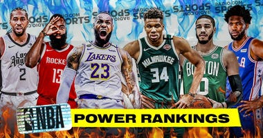 NBA Power Rankings: Dark Horses Abound Behind Favorites in Orlando Bubble