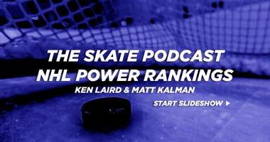 WEEI NHL Power Rankings