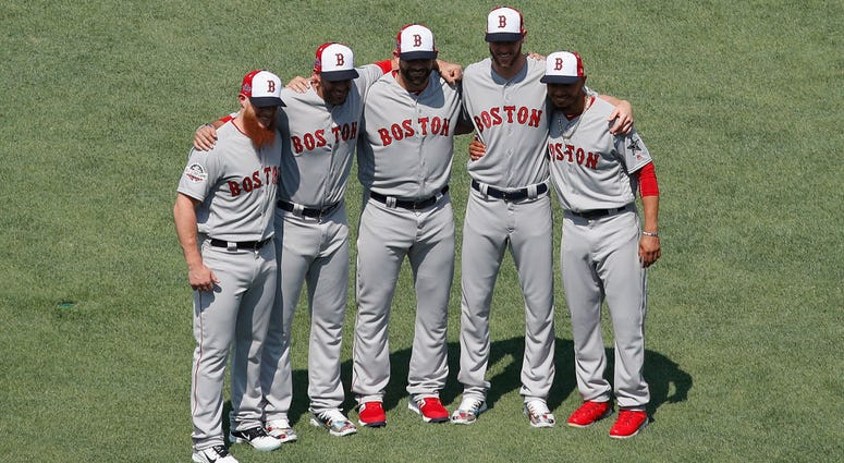 Red Sox All Stars