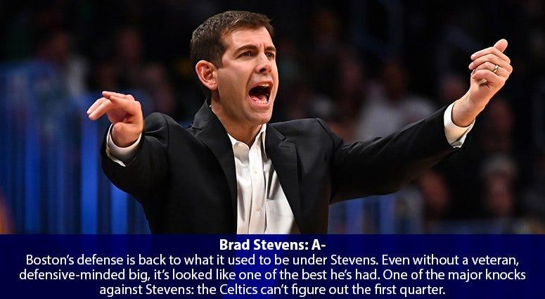Brad Stevens