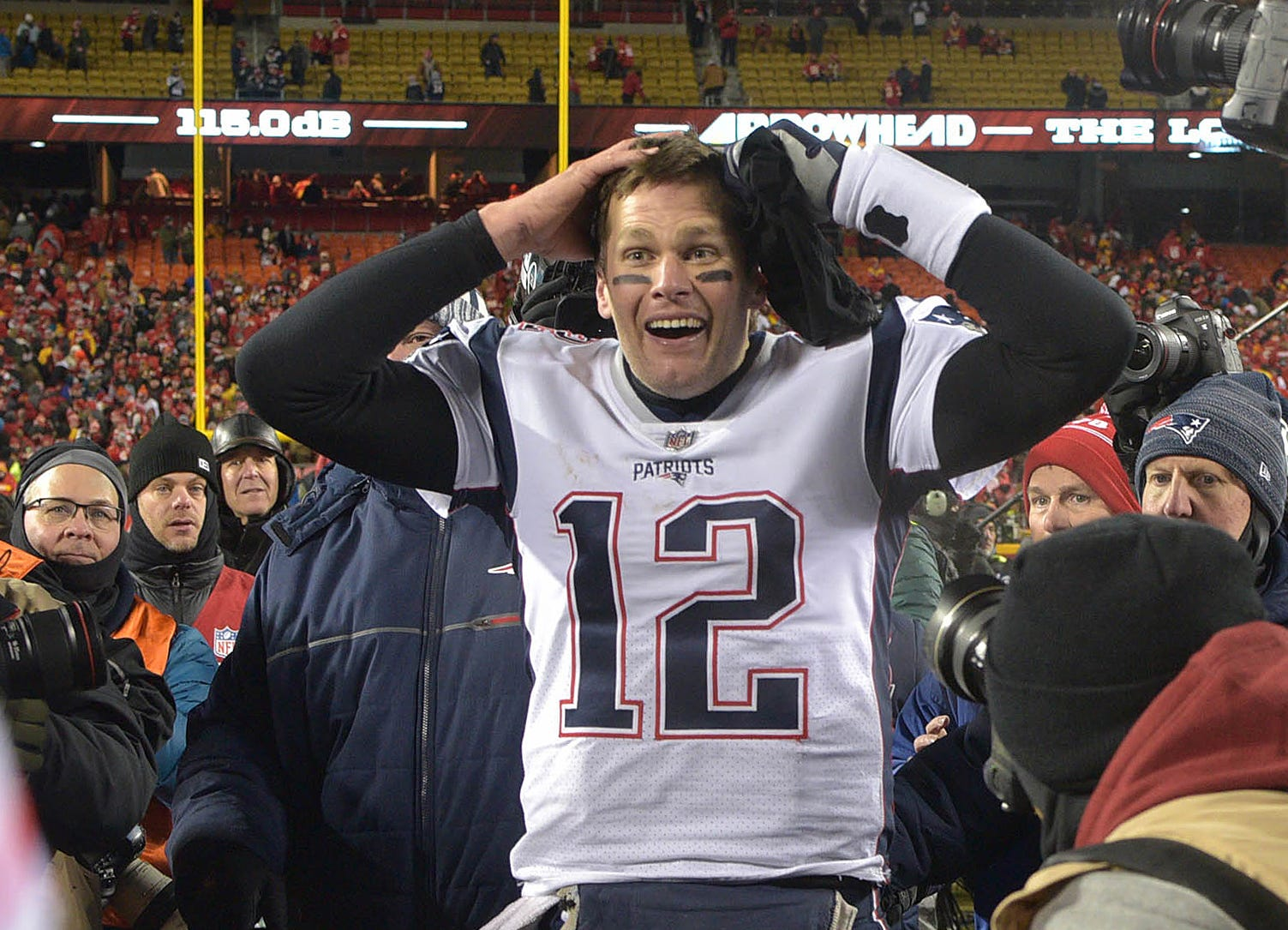 Tom Brady Leads Patriots Madden 20 Ratings Weei