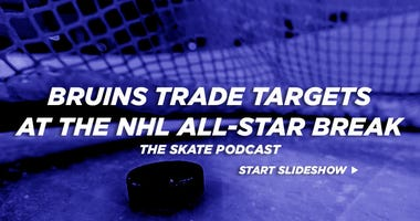 Bruins trade targets at the NHL All-Star break