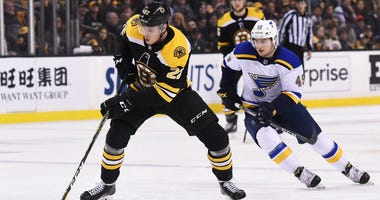 Peter Cehlarik Boston Bruins