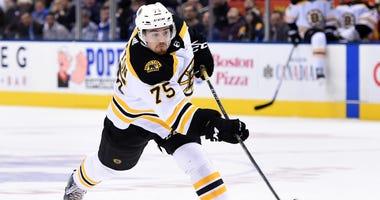 Connor Clifton Boston Bruins