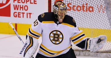 Tuukka Rask Boston Bruins