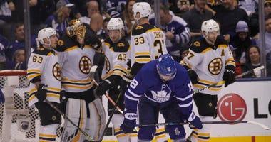 Boston Bruins Toronto Maple Leafs