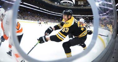 Zdeno Chara Boston Bruins