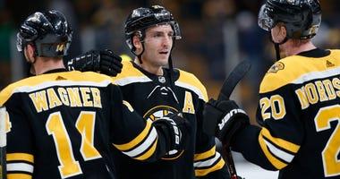 Patrice Bergeron Boston Bruins