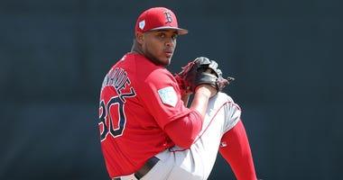 Red Sox prospect Darwinzon Hernandez