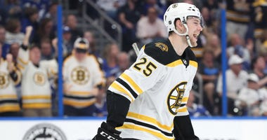 Brandon Carlo Boston Bruins