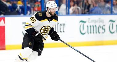David Krejci Boston Bruins