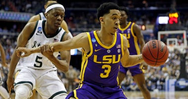 Celtics draft pick Tremont Waters