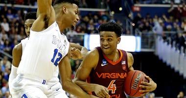 NBA Draft prospect Nickeil Alexander-Walker