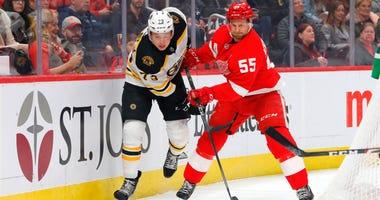 Charlie McAvoy Boston Bruins