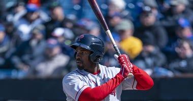 Red Sox minor leaguer Josh Ockimey