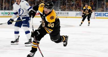 Marcus Johansson Boston Bruins