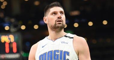 Orlando Magic Center Nikola Vucevic