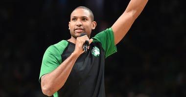Celtics center Al Horford