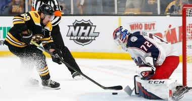 Brad Marchand Boston Bruins