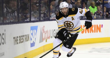 David Backes Boston Bruins