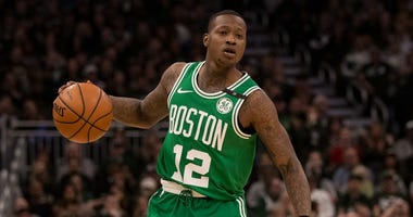 Boston Celtics Terry Rozier
