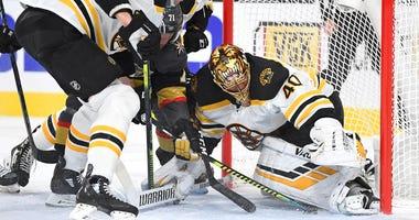 Tuukka Rask Boston Bruins