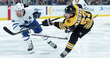 Brad Marchand Boston Bruins Toronto Maple Leafs