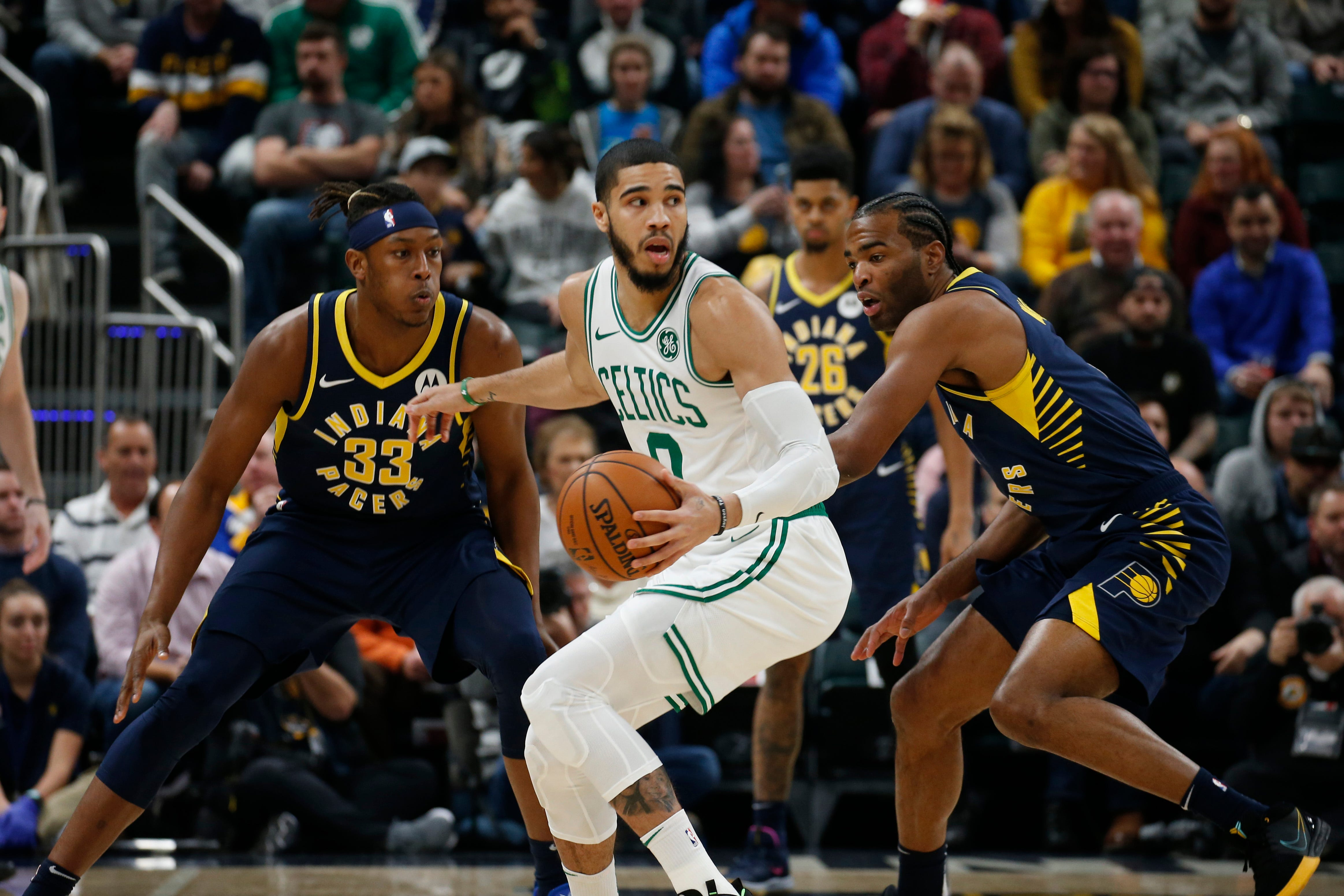 Why Pacers were exactly what Celtics needed