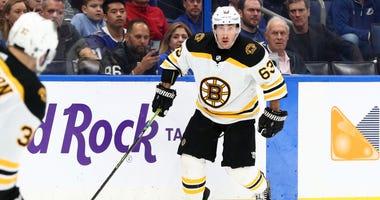 Brad Marchand Boston Bruins Tampa Bay Lightning