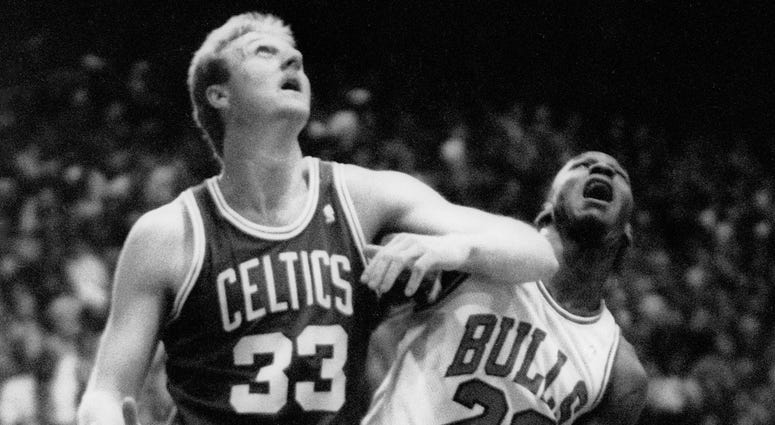 no calcular cultura  What to watch with no live sports: Celtics v. Michael Jordan   WEEI