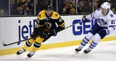 Colin Miller could be on his way out of Boston.