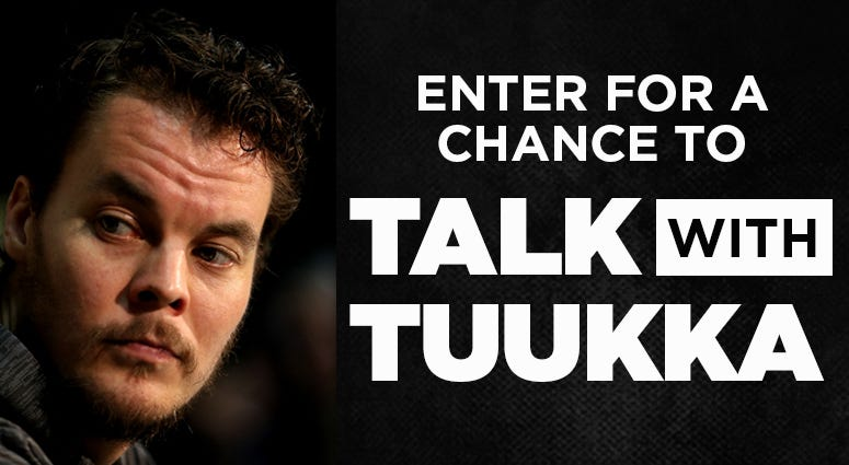 Talk with Tuukka