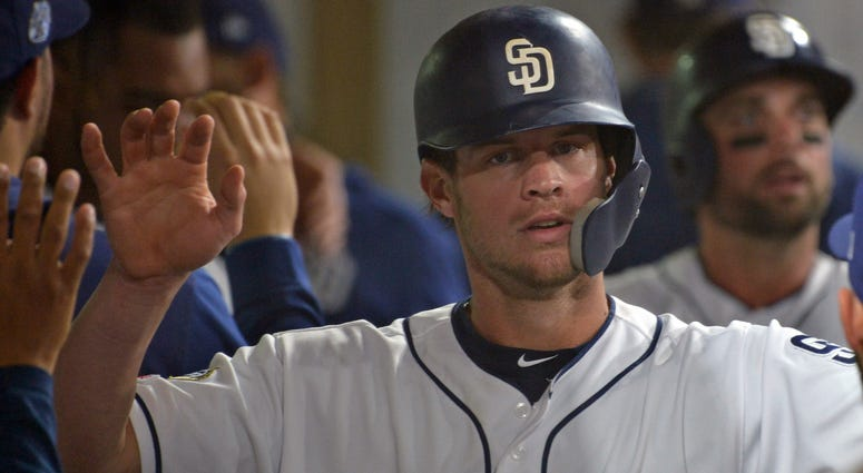 Wil Myers is on the trade block