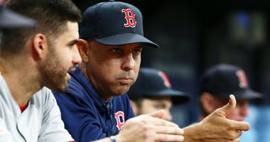 Alex Cora is in trouble
