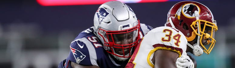 Ja'Whaun Bentley discusses replacing Dont'a Hightower, says Patriots linebackers have 'a lot of great talent'