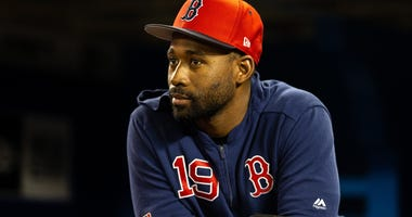 Report: 2 teams interested in trading for Jackie Bradley Jr.