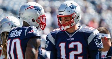 Tom Brady, Josh Gordon