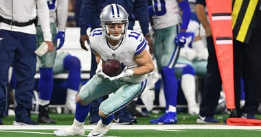 NFL wide receiver Cole Beasley