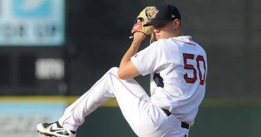 Red Sox pitching prospect Tanner Houck
