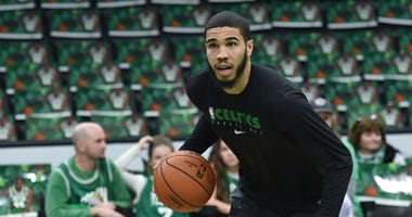 Jayson Tatum is good