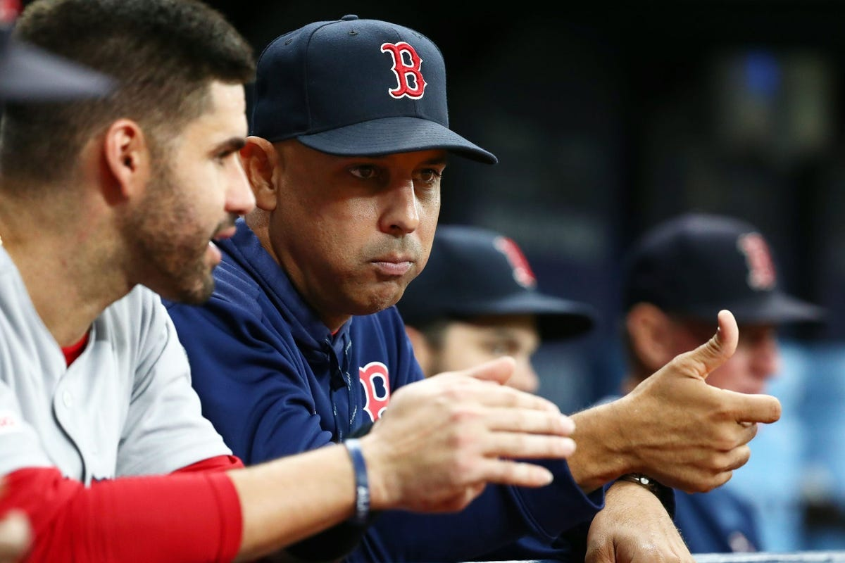 J.D. Martinez says Red Sox are innocent. Now what?