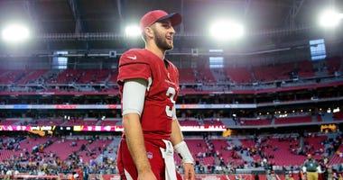 Cardinals quarterback Josh Rosen