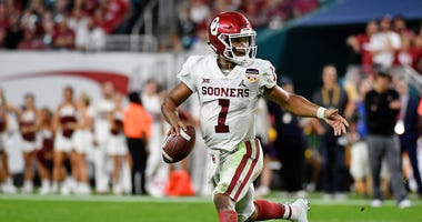 NFL draft prospect Kyler Murray