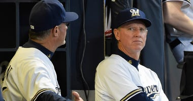 Ron Roenicke and Jerry Narron